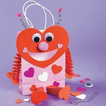 Valentine Bag Crafts
