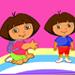 Merry Dora Coloring Swebie