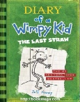 Diaryof a Wimpy Kid The Last Straw