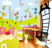 أفكار لديكورغرفة طفلك