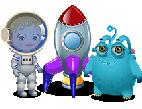baby-hazel-alien-friend