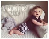 تتطور طفلك في الشهر التاسع