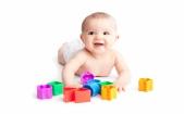 تتطور طفلك في الشهر الثالث