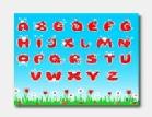 لعبة الحروف الأنجليزية