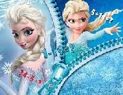 Elsa Math Games Quiz