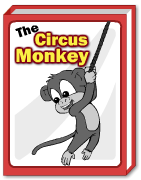 The circus monkey