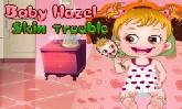 baby-hazel-skin-trouble