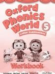 Oxford Phonics World 5 work book pdf