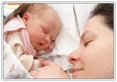 وضع الرضاعة الطبيعية الصحيح للرضيع