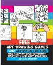 art and drawing games activity book for kids pdf