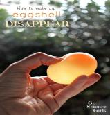 تجربة نزع قشرة البيضة