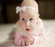 تطور طفلك في الشهر الثانى