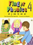 Jolly Finger Phonics 4