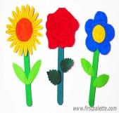 بطاقة معايدة الوردة