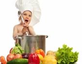 أسس التغذية السليمة للأطفال