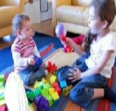 ألعبي مع  طفلك