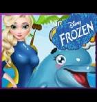 Frozen 2 Elsa Dolphin