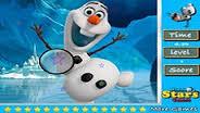 Olaf Frozen Stars
